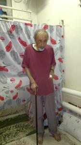 حسن طفاح، مسن ترین زندانی سیاسی ایران
