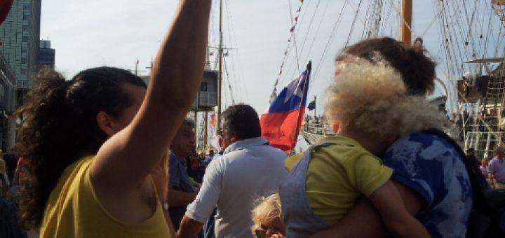 اعتراض به کشتی زندان و شکنجه