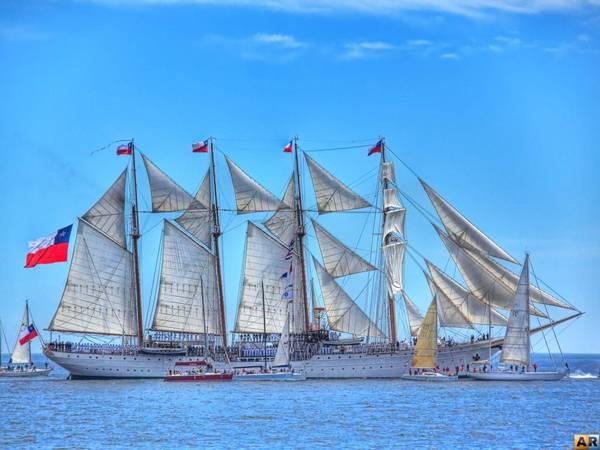 اسمرلدا نام کشتی ای است که برای بسیاری یادآور زندان، شکنجه و کشتار مخالفان سیاسی حکومت نظامی شیلی است.