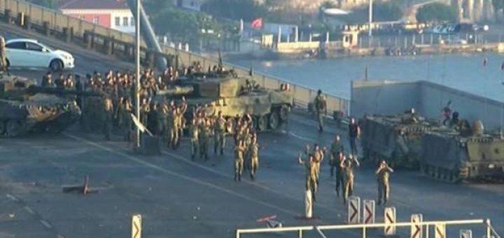 کودتای ترکیه