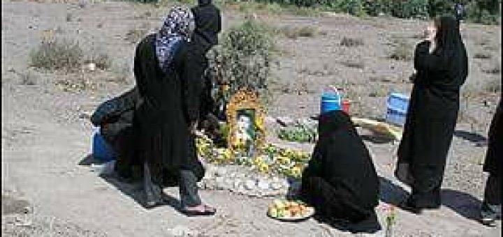 مادران خاوران