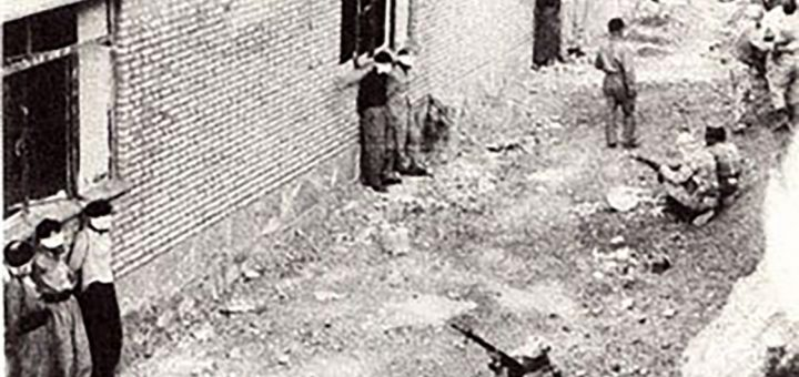 سند اعدامهای جمعی در شهر پاوه